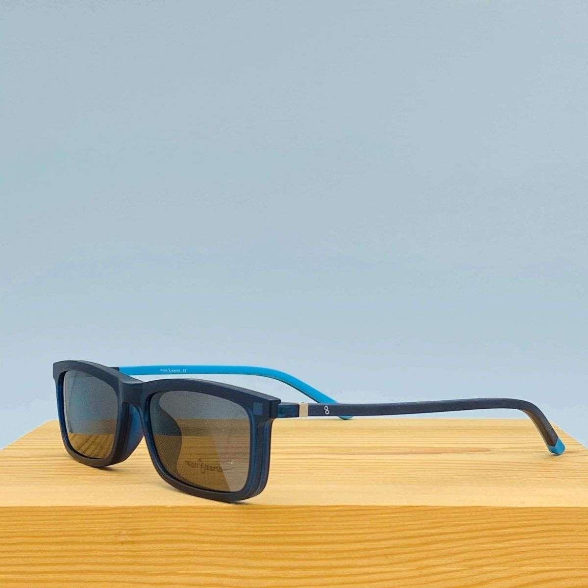 GAFAS CLIP-ON BRUNO BLUE 3