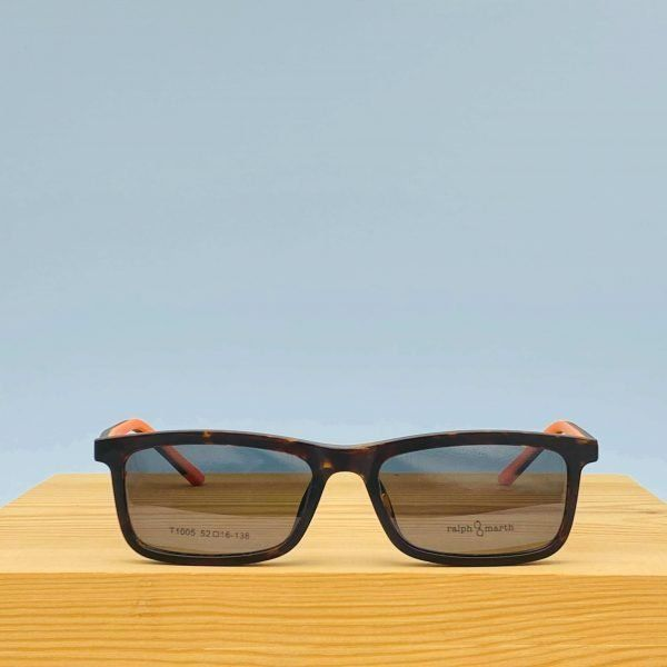GAFAS CLIP-ON BRUNO CAREY 1